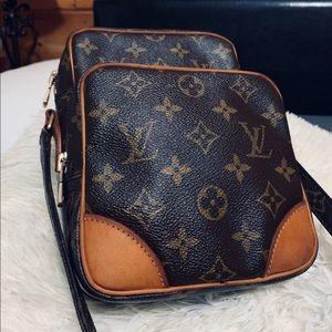 Louis Vuitton Amazon Crossbody purse